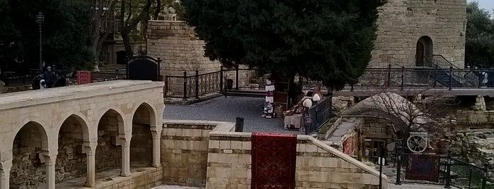 Девичья башня is one of Baku, AZ.