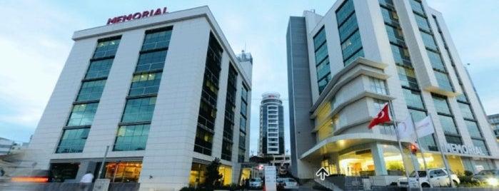Memorial Ataşehir Hastanesi is one of Atasehir'de yaşam.