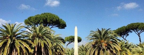 Villa Torlonia is one of Rome.