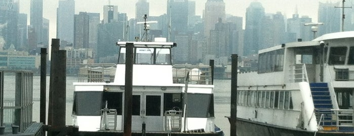 NY Waterway Ferry Terminal Port Imperial is one of Everyday.