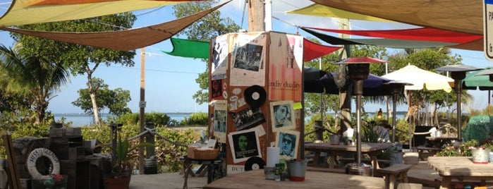 The Wharf Bar & Grill is one of USA Key West.