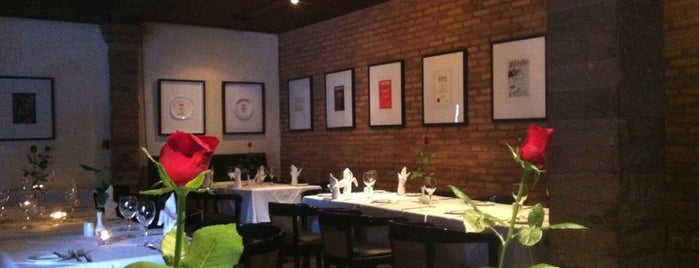 Toscana Ristorante Italiano is one of Mel's comfort food hang outs.
