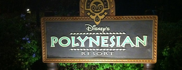 Disney's Polynesian Village Resort is one of Atlanta Miami.
