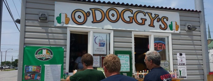 O'Doggy's is one of Favorite places.