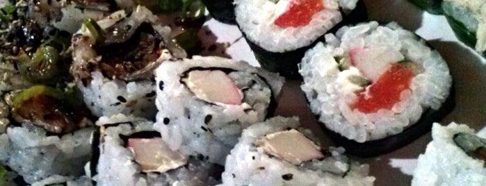 Kentaro Sushi is one of Japoneses • Florianópolis.