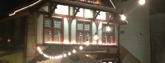 Restaurant Bijou is one of Switzerland.