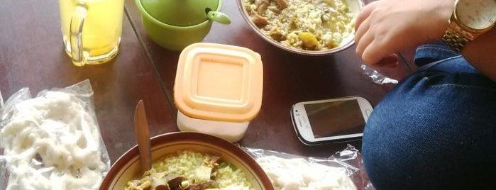 "Soto Sawah ""Pak Tosim"" is one of foods."