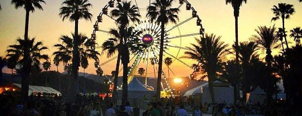 Coachella Valley Music and Arts Festival is one of Night.