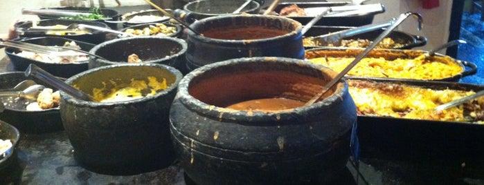 As Mineiras is one of Incríveis restaurantes até 70 reais.