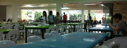 The Red Bricks Cafeteria (formerly Canteen 1) is one of School.