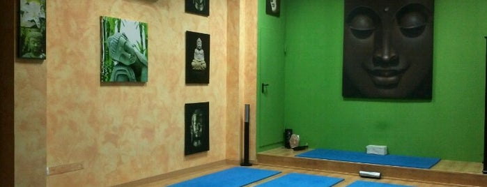 Natural yoga is one of CASA.