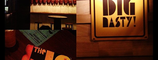The Big Nasty is one of Must-visit Pubs in Mumbai.