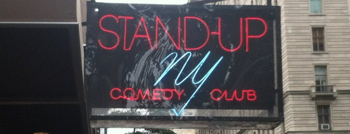 Stand Up NY is one of Art.