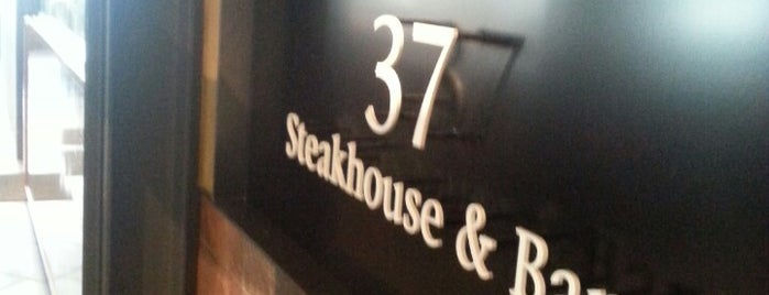 37 Steakhouse & Bar is one of Tokyo: eat & drink.
