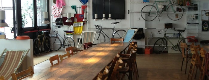 Upcycle - Milano Bike Cafè is one of Milan Like a Local.