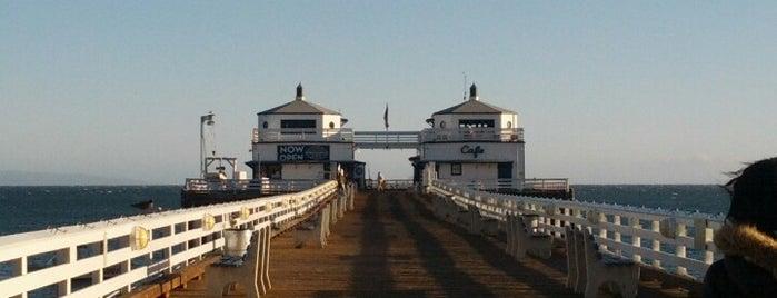 Malibu Sport Fishing Pier is one of I Love L.A..