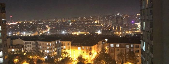 Özyurtlar Garden City is one of 34.