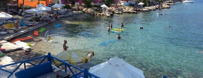 Delos Beach is one of Kaş kalkan fethiye.