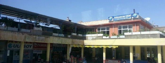 Çine Otogar is one of muğla 14.
