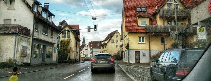 Unterjesingen is one of Deutschland.