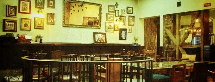 Vertigo Café is one of Food & Fun - Lisboa.