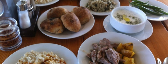 Kısmet Lokantası is one of Good food in town.