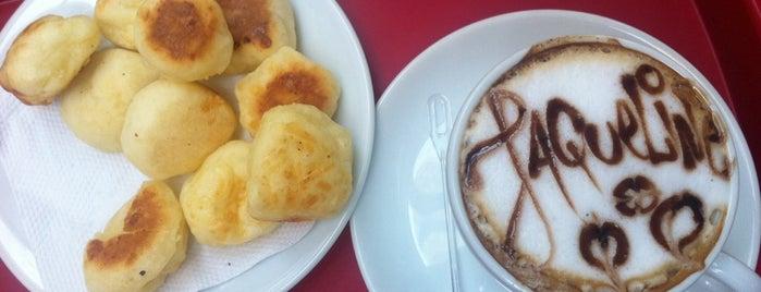 Carré Caffé is one of Docerias/Sobremesas.