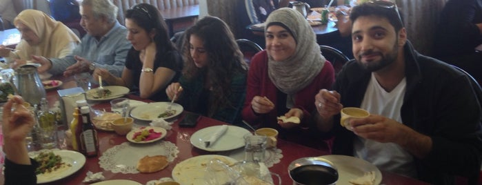 Cedarland Middle Eastern Cuisine is one of Detroit Lunch Bus.