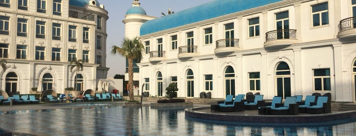 Royal Maxim Palace Kempinski Cairo is one of Egypt Finest Hotels & Resorts.