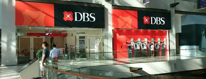 DBS is one of Shops & Malls & Places.