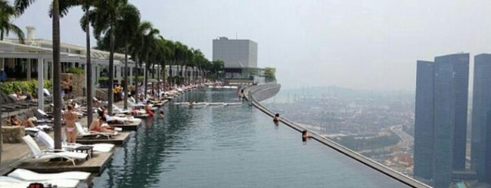 Sands SkyPark is one of To-Do in Singapore.