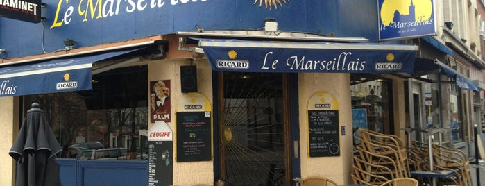 Le Marseillais is one of Br(ik Caféplan - part 1.