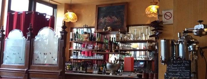 Swann et Vincent is one of Paris.