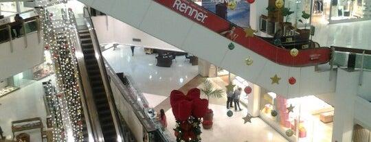 Goiabeiras Shopping is one of Cuiabá.