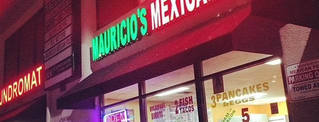 Mauricio's is one of San Diego: Taco Shops & Mexican Food.