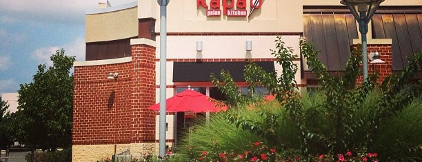 Kapao Asian Kitchen is one of Food & Drinks.