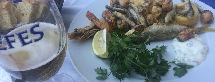Harbour Balıkçı Restaurant&Bar is one of Kıbrıs Girne.