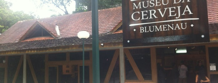 Museu da Cerveja is one of Blumenau Top Spots.