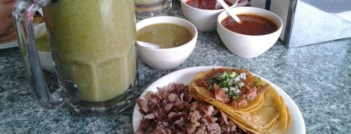 Taquería Los Ángeles is one of YA FUI PUEBLA.