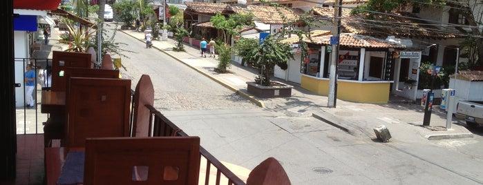 Hot Frida's is one of Restaurantes en Vallarta Parte 4.