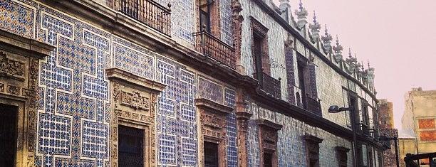 Sanborns is one of Guía de barrio, Ciudad de México.