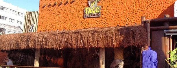 Taco El Pancho is one of Top of Duca.