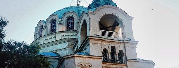 Свято-Николаевский Собор is one of Крым / Crimea.