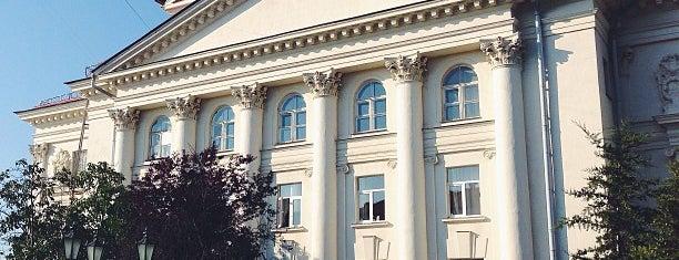 Площадь Нахимова is one of Крым / Crimea.