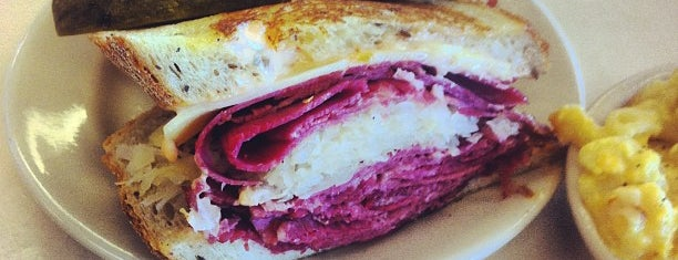 Shapiro's Delicatessen is one of 50 Restaurants You Have To Try.