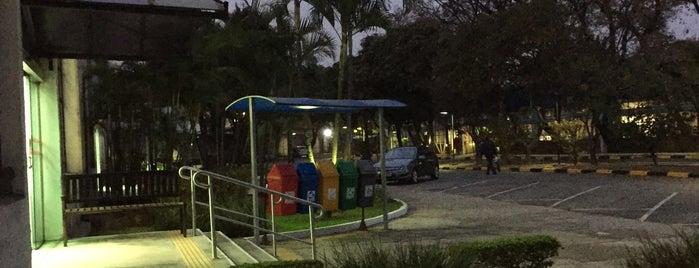 Complexo Ponte Pequena (SABESP) is one of OS BAMBAS.