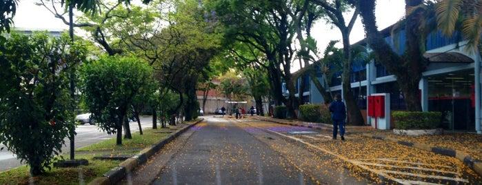 SABESP - Companhia de Saneamento Basico do Estado de Sao Paulo is one of Loose.