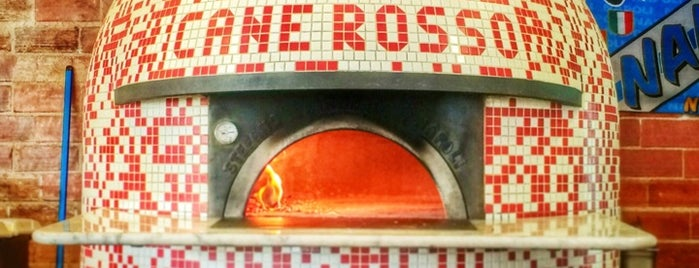 Il Cane Rosso is one of Fave DFdub Grub.