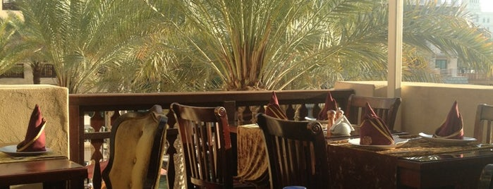 Times of Arabia Lebanese Restaurant is one of Dubai Food 6.