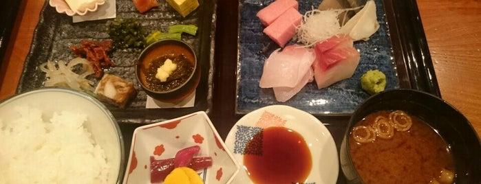魚 金平 神楽坂 is one of kgr.